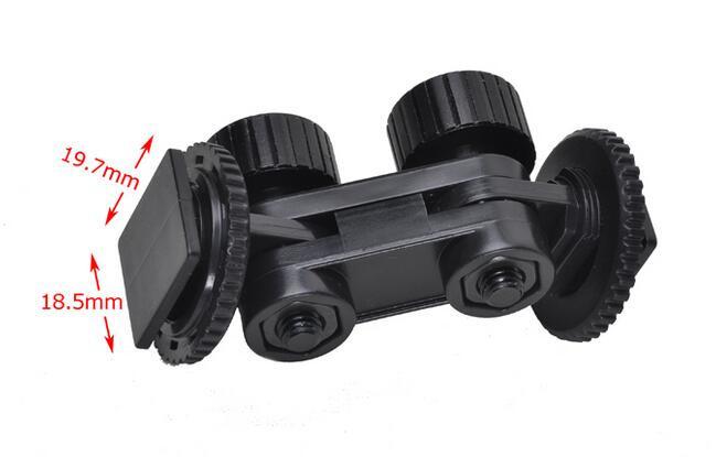 Башмак-адаптер для накамерных прожекторов и других аксессуаров