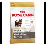 Сухой корм для щенков йоркширского терьера Royal Canin Yorkshire Terrier Junior
