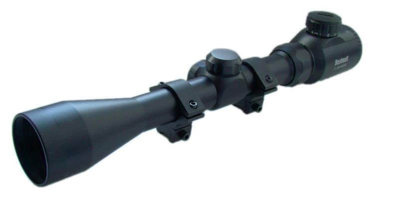 Оптический прицел bushnell С3-9 х 40 с подсветкой