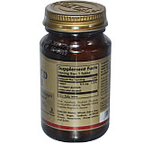 Хелатная медь (Chelated Copper), 100 таблеток, Solgar, фото 2