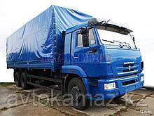 Бортовой грузовик КамАЗ 65117-6010-23 (2014 г.)