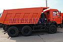 Самосвал КамАЗ 65115-026 (2014 г.), фото 2