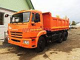 Самосвал КамАЗ 65115-6058-23 (2014 г.), фото 3