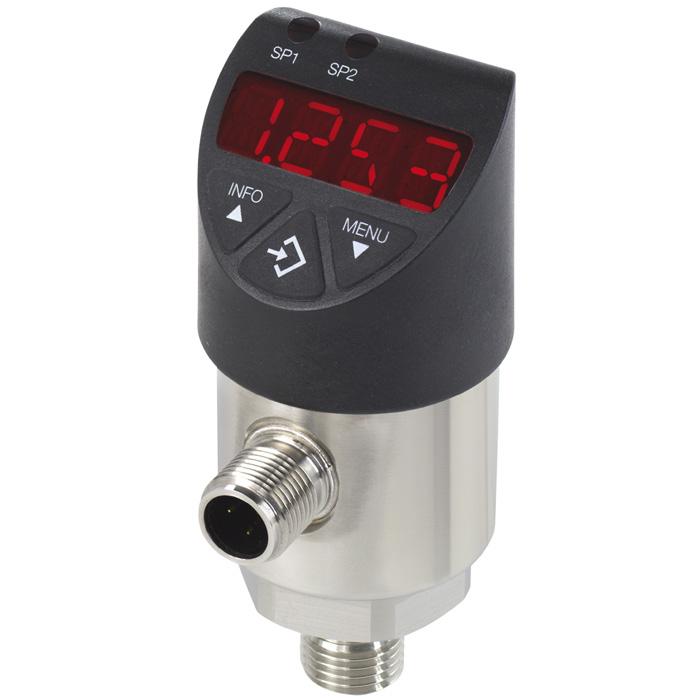 Модели PSD-30, PSD-31 электронный переключатель давления WIKA