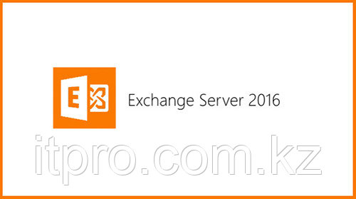 MS ExchgSvrStd 2016 SNGL OLP NL
