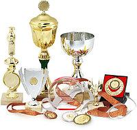 Кубки, медали, значки