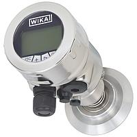 Модели IPT-10, IPT-11 интеллектуальный преобразователь давления WIKA