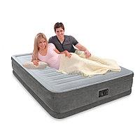 Надувная кровать Intex Comfort-Plush Mid Rise 67770 (с насосом)