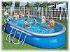 Надувной бассейн: для детей и всей семьи