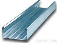 Профиль для гипсокартона потолочный ПП 60/27 (0,4 мм), фото 1