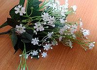 Букетик белых полевых цветов (искусственный), фото 1