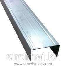 Профиль для гипсокартона направляющий ПН 75*40 0,45 мм