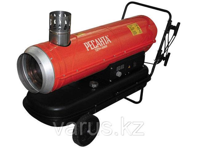 Тепловая дизельная пушка непрямого нагрева ТДПН-30000