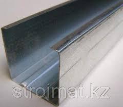 Профиль для гипсокартона стоечный ПС 75*50 0,45 мм