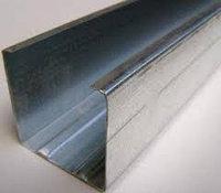 Профиль для гипсокартона стоечный ПС 75*50 0,45 мм, фото 1