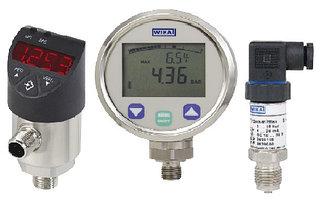 Электронные средства измерения давления