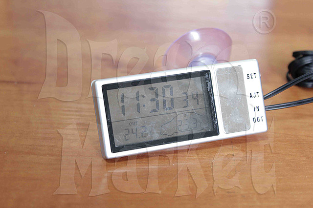 Термометр автомобильный OtoTop