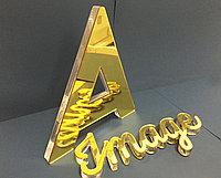 Акриловые буквы, фото 1