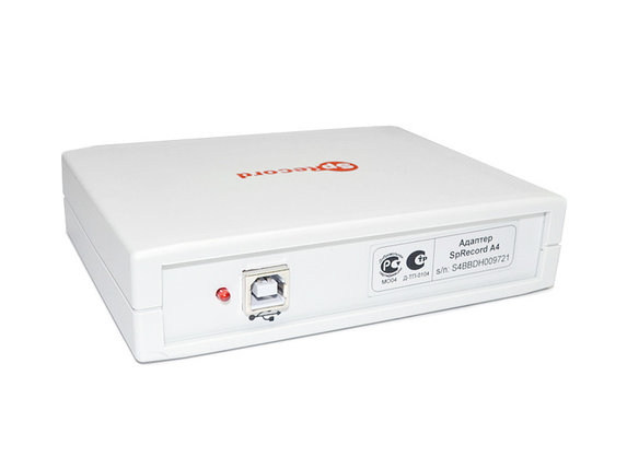 Система записи телефонных разговоров SpRecord A4, фото 2