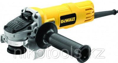 Углошлифовальная машина DeWALT DWE4051 LAKA