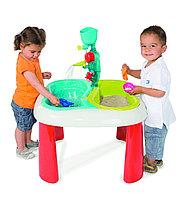 Стол-песочница для песка и воды Smoby