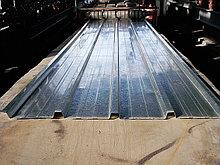 Профнастил/ лист оцинкованный толщина 0,6 мм