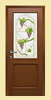 Витражи для межкомнатных дверей, D-12