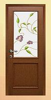 Витражи для межкомнатных дверей, D-16