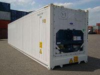 Заправка ремонт рефконтейнеров