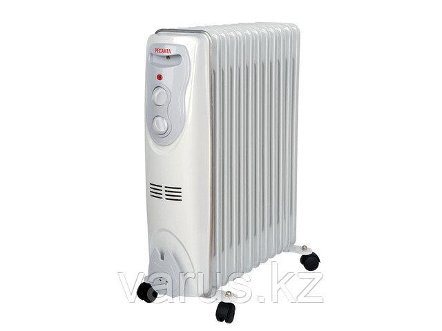 Масляный радиатор ОМ-12 Н 2,5КВ напольный