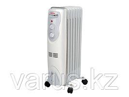Масляный радиатор ОМ-7 Н 1,5КВ напольный