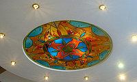 Витраж в потолке, V-304