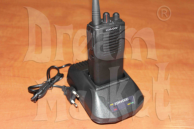 Kenwood TK-3107, 400-470МГц, 16 каналов, 1400мАч, гарантия 6 месяцев