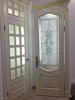 Витражи для межкомнатных дверей, D-114