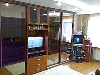 Мебель на заказ домашний кабинет, фото 1