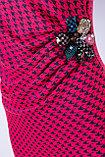Стильное деловое платья полуприлегающего силуэта, 52 и 54 р., фото 3