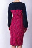 Стильное деловое платья полуприлегающего силуэта, 52 и 54 р., фото 5