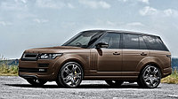 Расширители арок Kahn на Range Rover Vogue
