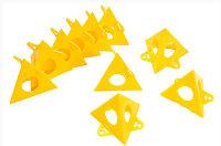 Пирамидки пластиковые 10шт