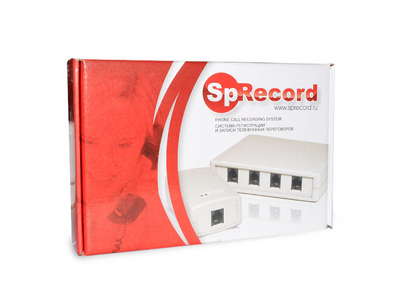 Система записи телефонных разговоров SpRecord AT2, фото 2