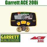 Грунтовый металлоискатель GARRETT ACE 200i, фото 2