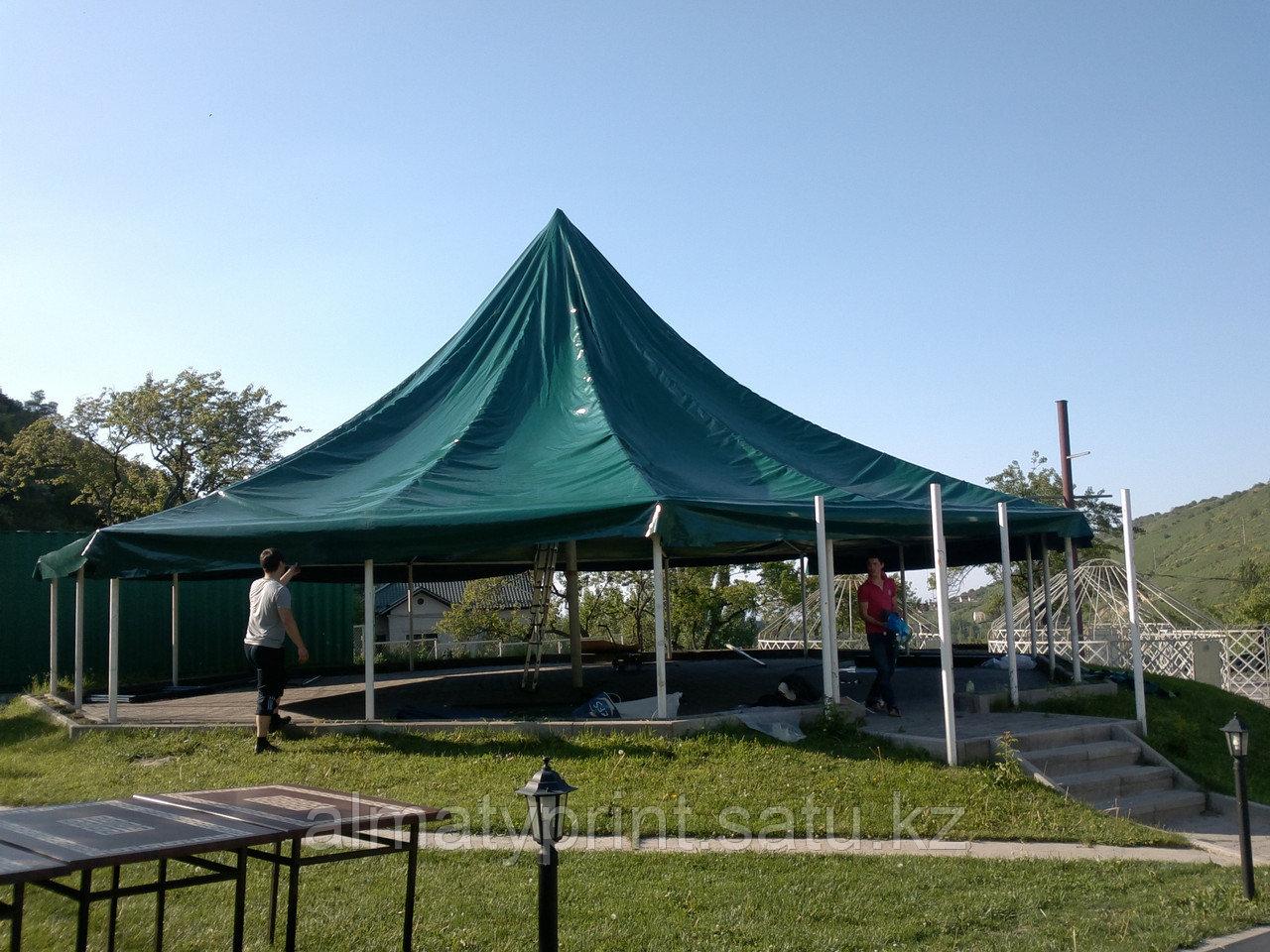 Изготовление палаток - фото 1