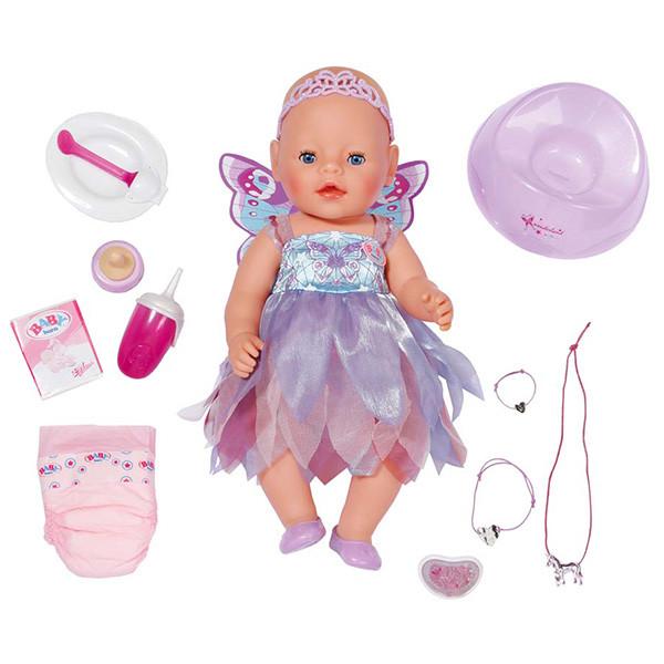 Baby Born Кукла Интерактивная Фея, 43 см