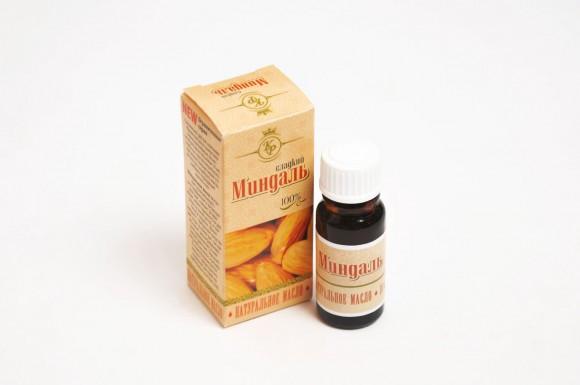 Миндаль сладкий, косметическое масло, 10 мл