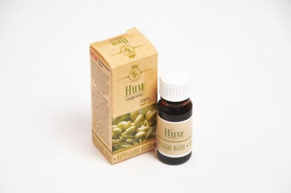 Ним (маргоза), косметическое масло, 10 мл