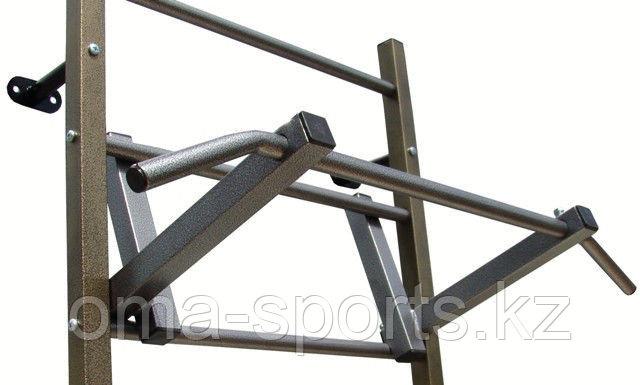 Шведская стенка металлическая - фото 4