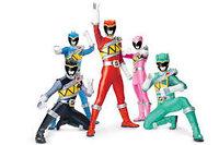 Ben Ten, Power Rangers