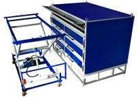 Оборудование (печь) для триплекса PVLM 2.0x4