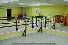 Зеркало больших размеров для танцевального зала, г. Алматы 2