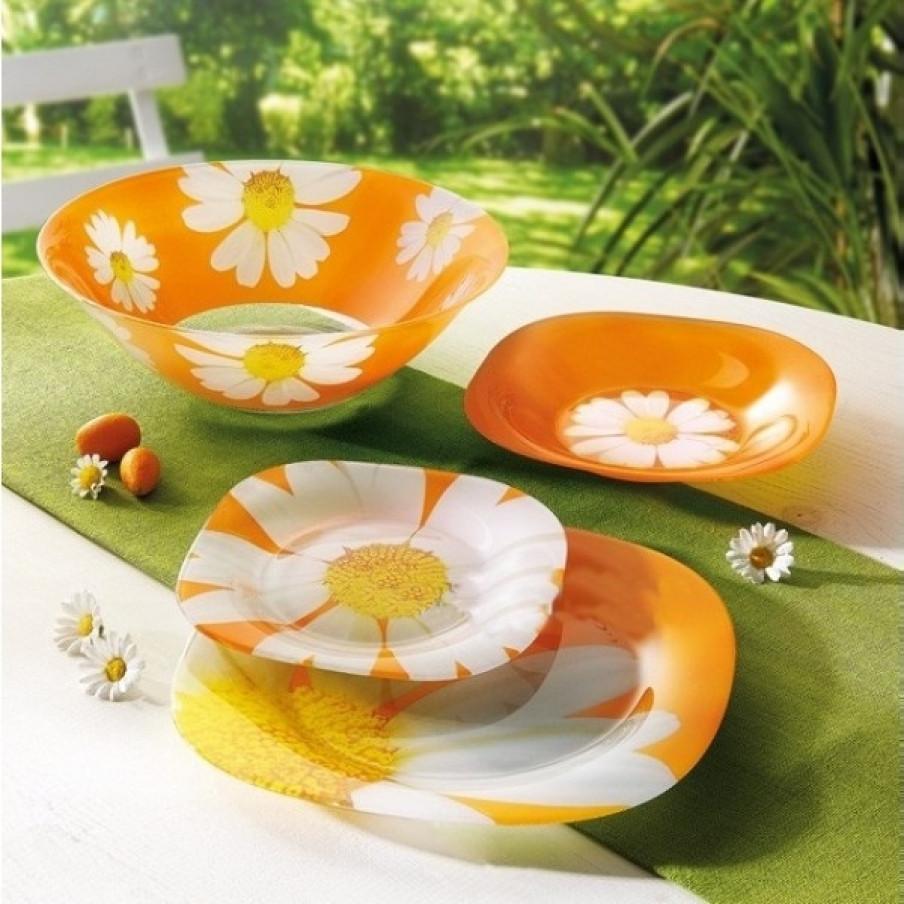 Столовый сервиз Luminarc Paquerette Melon 19 предметов (P4399)